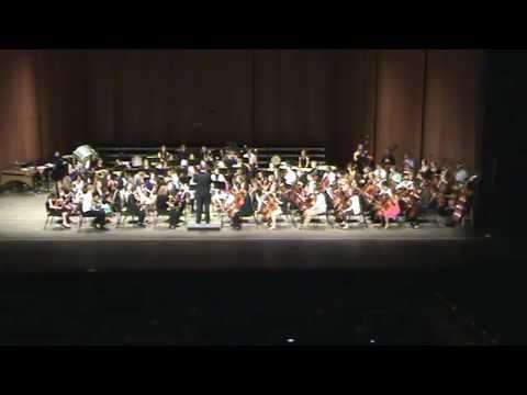 Orchestra close-up