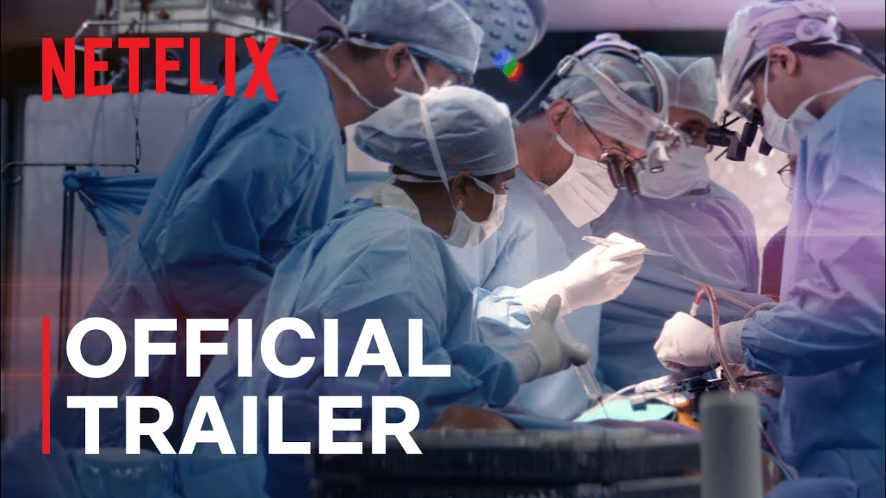 The Surgeon's Cut | Official Trailer | Netflix