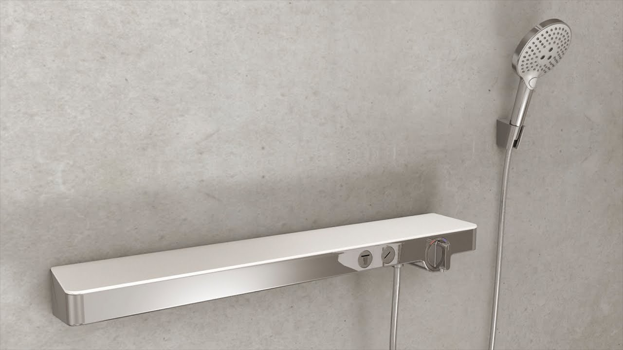 Up Duscharmatur Hansgrohe Showertablet Select 700 Installation 13184000
