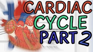 Biology Help: Cardiac Cycle - Pressure changes, Isovolumetric Contraction/Relaxation Part 2