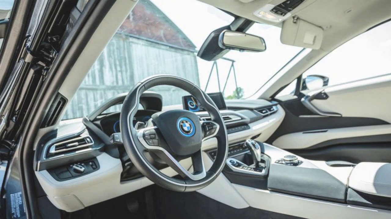 Super Sport Car Bmw I8 2019 With Mashup Song Youtube