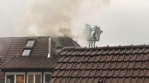 Heidelberg: Gewitter schlägt in Wohnhaus ein