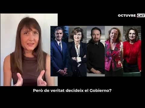 Darrer vídeo d'Octuvre sobre el maneig del fons europeu de rescat