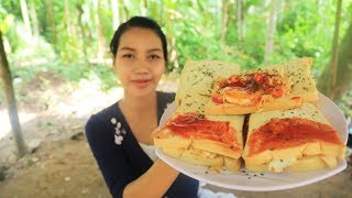 Yummy cooking Egg with Potato and Tomato Recipe - Cooking skill