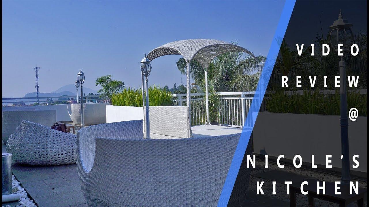Nicole S Kitchen Puncak Resto Artistik Pemandangan Cantik