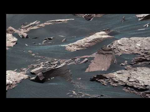 9  NEW MARS IMAGES FROM THE CURIOSITY ROVER -ENHANCED-
