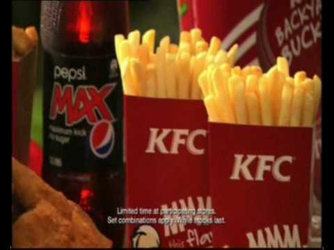 Racist KFC advertisement?