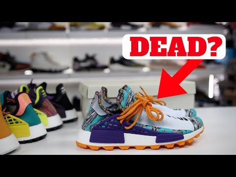 HYPE DEAD? adidas x Pharrell Human Race NMD Thoughts!