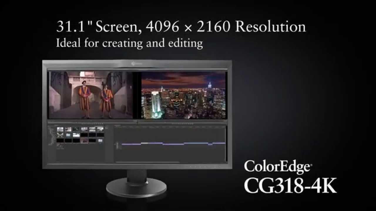 EIZO ColorEdge CG318-4K Monitor Driver Download