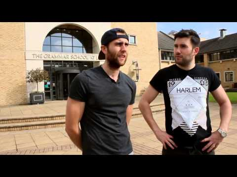 Matthew Lewis and Anthony Lewis on MADE in Leeds: The BookIt List