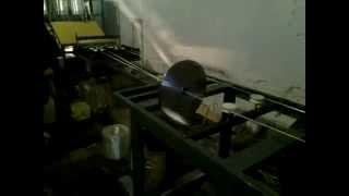 Стеклопластиковая арматура. Линия для производства АЛПКА-2(Обзорное видео запуска очередной линии для производства стеклопластиковой арматуры АЛПКА-2 в Нижнем Новго..., 2014-04-24T21:01:05.000Z)