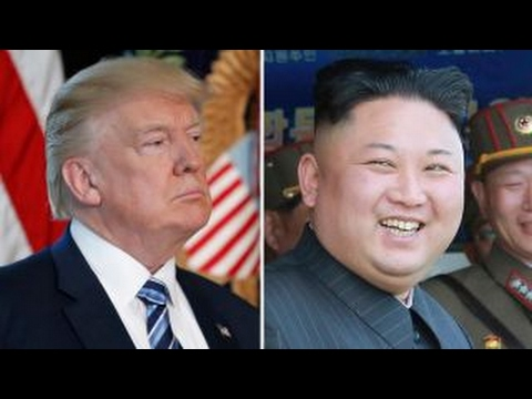 Thumbnail: Trump warns of 'major, major conflict' with North Korea