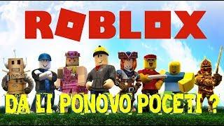Do you start ROBLOX again?