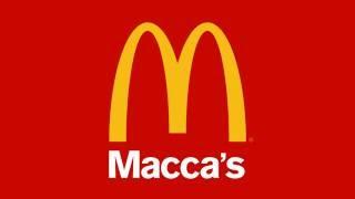 Macca's ident 2016