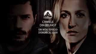 Paramount Channel - Serial Nou: Crimele din Belfast- Din 23 august