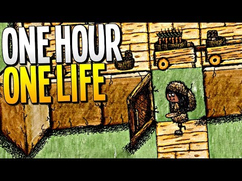 LIVING LIFE IN THE BIGGEST CITY YOU'VE EVER SEEN - One Hour One Life Gameplay