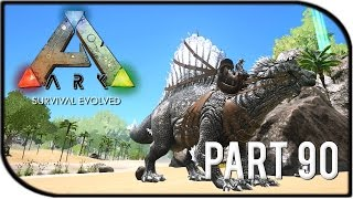 ARK: Survival Evolved Gameplay Part 90 -
