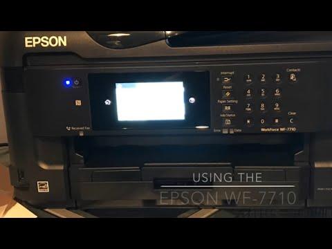 Best Heat Transfer Paper | Using Epson WF-7710 Printer