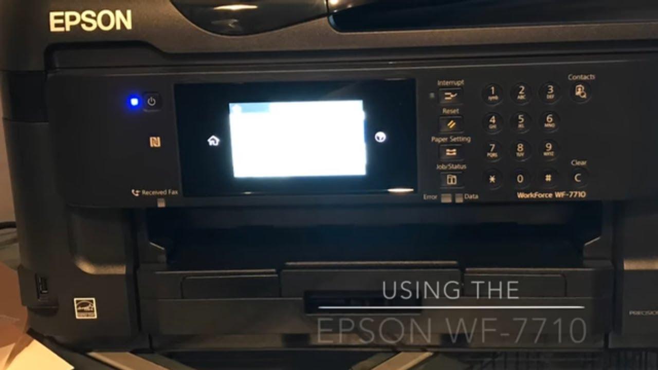 Best Heat Transfer Paper   Using Epson WF-7710 Printer