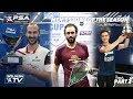Squash: Story of the Season - 2017/18 Men's Pt. 2