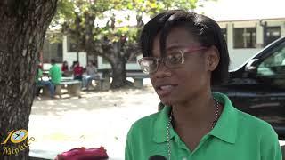 Het 10 Minuten Jeugd Journaal Uitzending 11 januari 2018(Suriname / South-America)