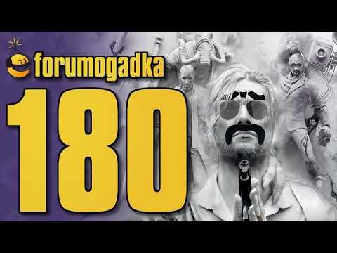 Forumogadka #180 - Ta o kompanii kolegów i płynie Lugola