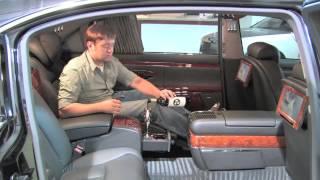 Maybach 62 Test Drive