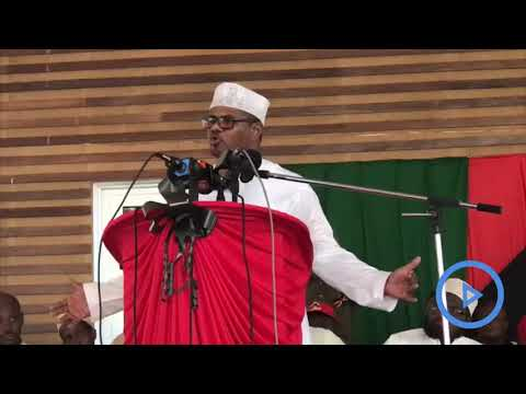 Download Youtube: Disrupt October elections at your own peril - Hassan Omar
