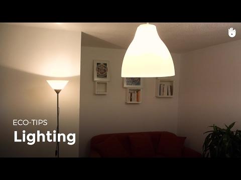 Eco-Tips: Lighting   Fuel Poverty