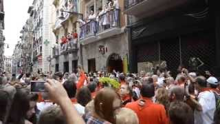 San Fermín en la Calle Mayor
