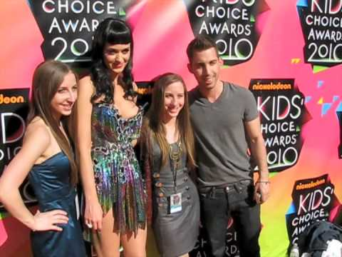 POPSTAR! KCA Winner Meets TONS OF STARS (Katy Perry, Chris Rock, Cory Monteith, Afterparty!) Part 3