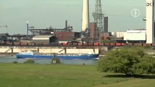 FWU - Hafen Duisburg-Ruhrort: Der größte Binnenhafen Europas - Trailer