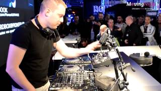 DJ MAST @ MIX MOVE 2013 PIONEER DJ - MOOMBAHTON on CDJ2000Nexus + DJM900Nexus + REKORDBOX