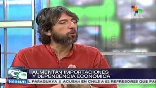 Alfredo Serrano Mancilla Alianza del Pacífico Telesur