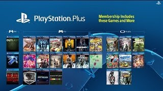 PlayStation Plus Free Games of March