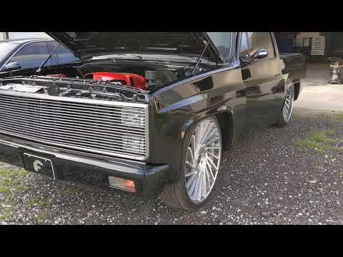 Stitched By Slick 85 C10 Cadillac Interior Swap