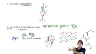 How Van der Waals forces work