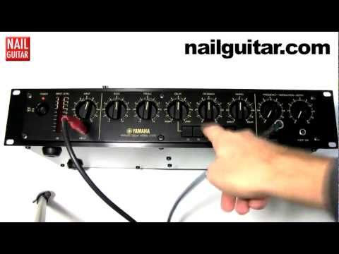 Yamaha E1010 Delay Unit - Guitar Rack FX