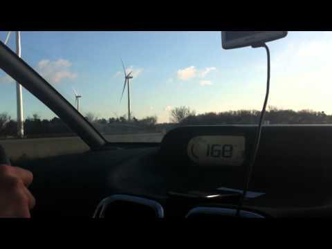 Yeni Citroen C3 2010 sunar Lyon.MOV