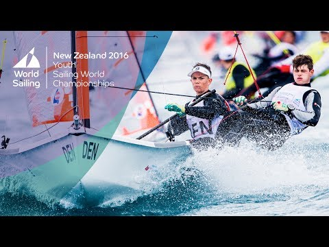 Day 1 Highlights - Aon Youth Worlds   Auckland 2016