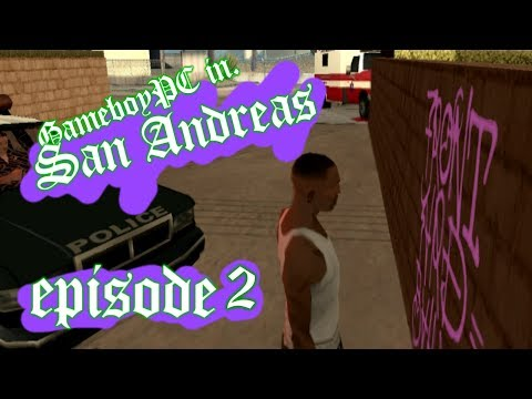 Lets Play GTA: San Andreas | Episode 2: Police Brutality |