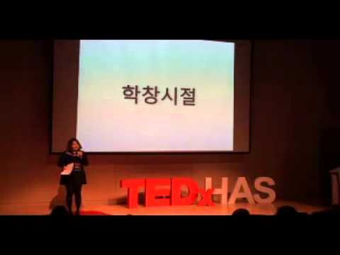 Finding an ego from re-gaining 40kg | Doi Kim | TEDxHAS
