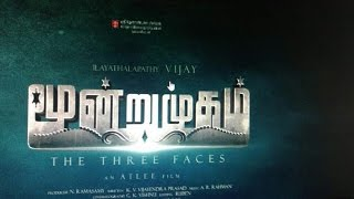 Vijay's Thalapathy 61 First Look Leaked ??? | Moondru Mugam | Vijay 61 Title