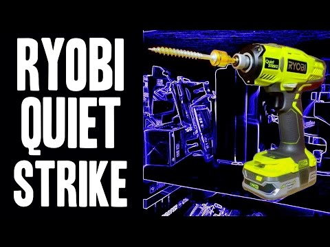 Ryobi QuietStrike 18v ONE+ Oil Pulse Driver P290 (Impact Driver)