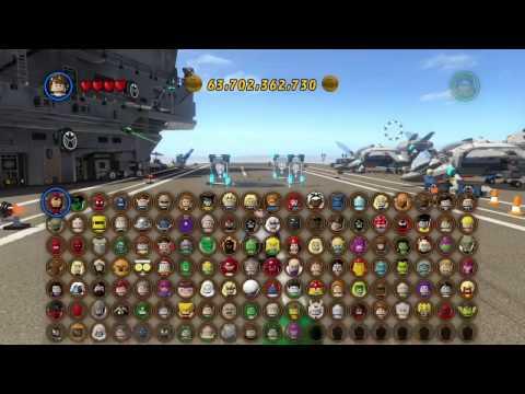 Lego Marvel Superheroes Secret Character Xbox One/360