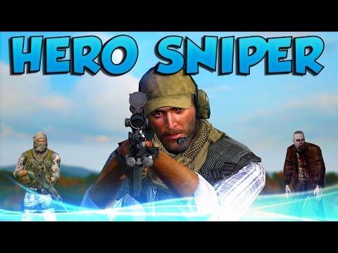HERO SNIPER! | DayZ Overpoch | Ep.1