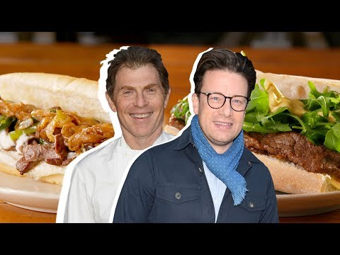 Bobby Flay Vs Jamie Or: Whose Philly Cheesesteak Is Better?