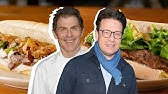 Bobby Flay Vs. Jamie Oliver: Whose Philly Cheesesteak Is Better?