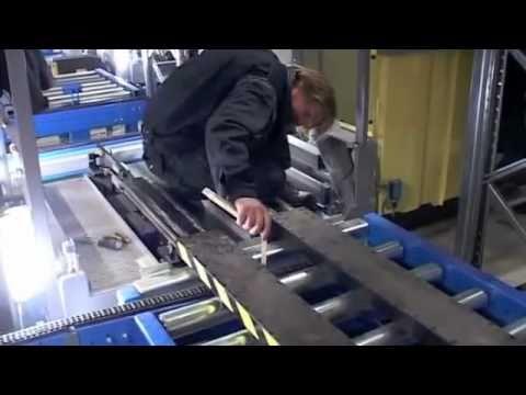Swisslog Crane SRM Installation2