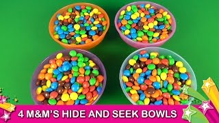 M&M's Hide and Seek Surprise Toys